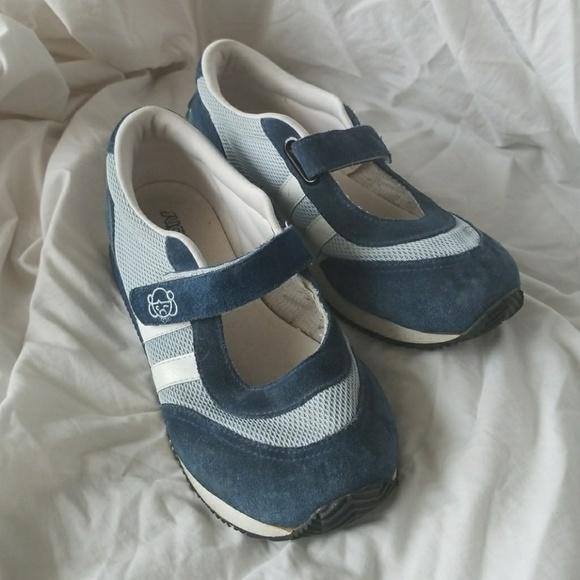 Sugar Blue Maryjane Sneakers   Poshmark